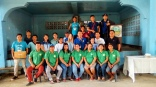 Post feedbacking with the barangay council