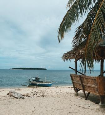Views of Mahaba Island from Digyo Island