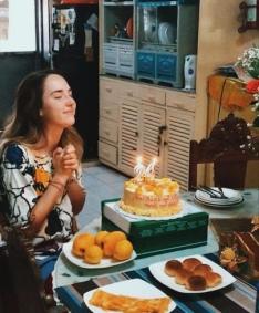 Birthday wishes fresh outta bed